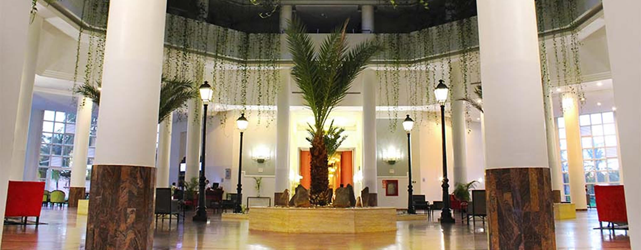 Lobby Hesperia Isla Margarita