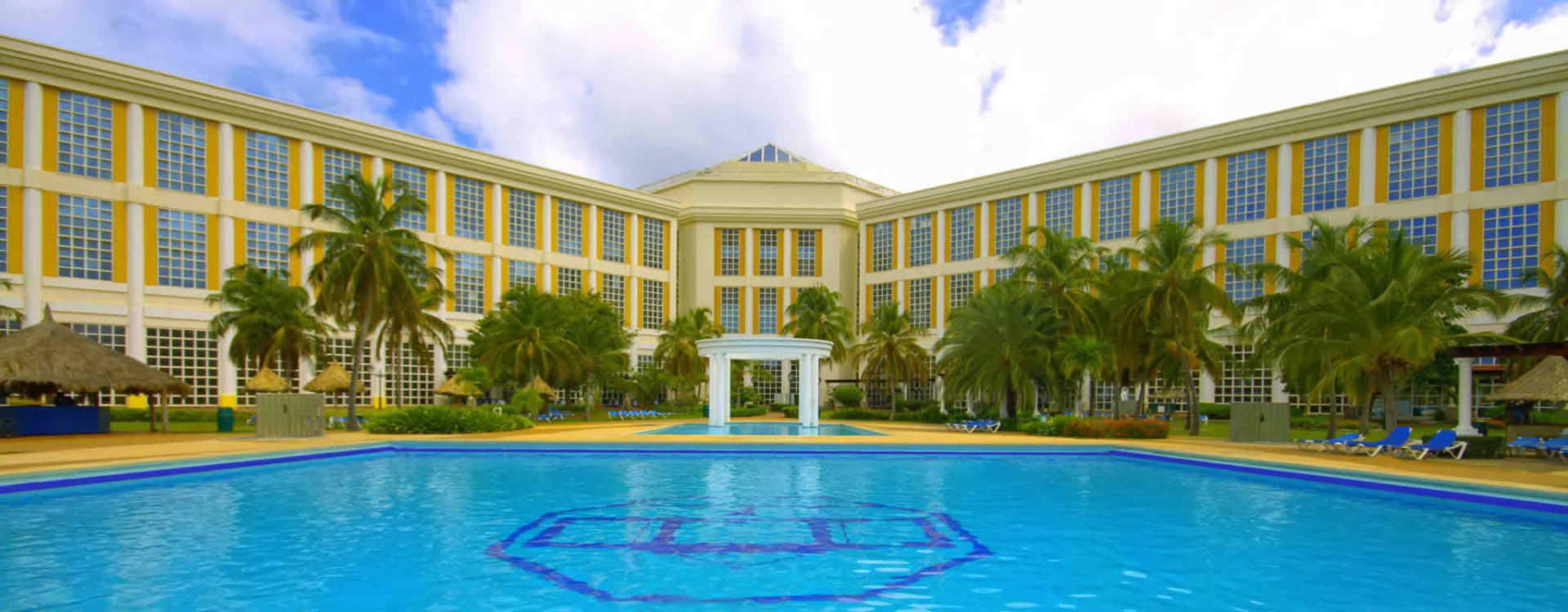Piscina Hotel Hesperia Isla Margarita