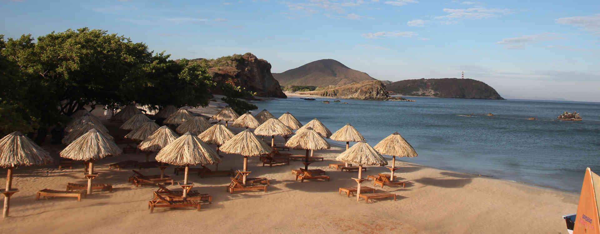 Playa Pueto Viejo Hesperia Isla Margarita
