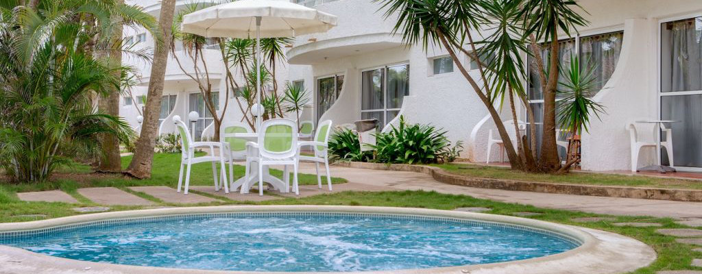 Hotel Le Flamboyant Areas Comunes