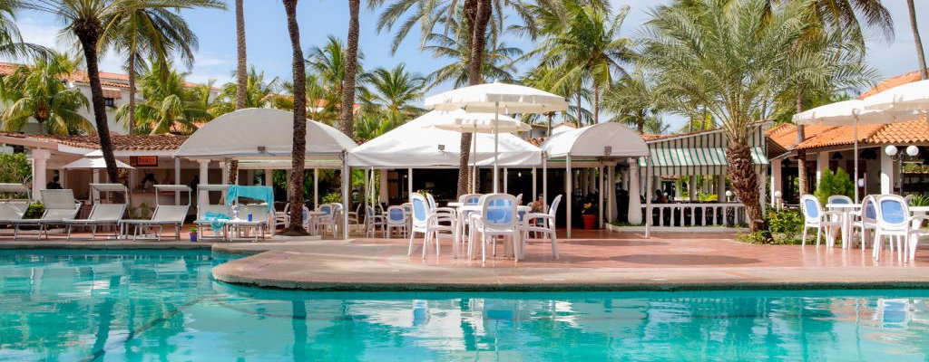 Hotel Le Flamboyant Piscina