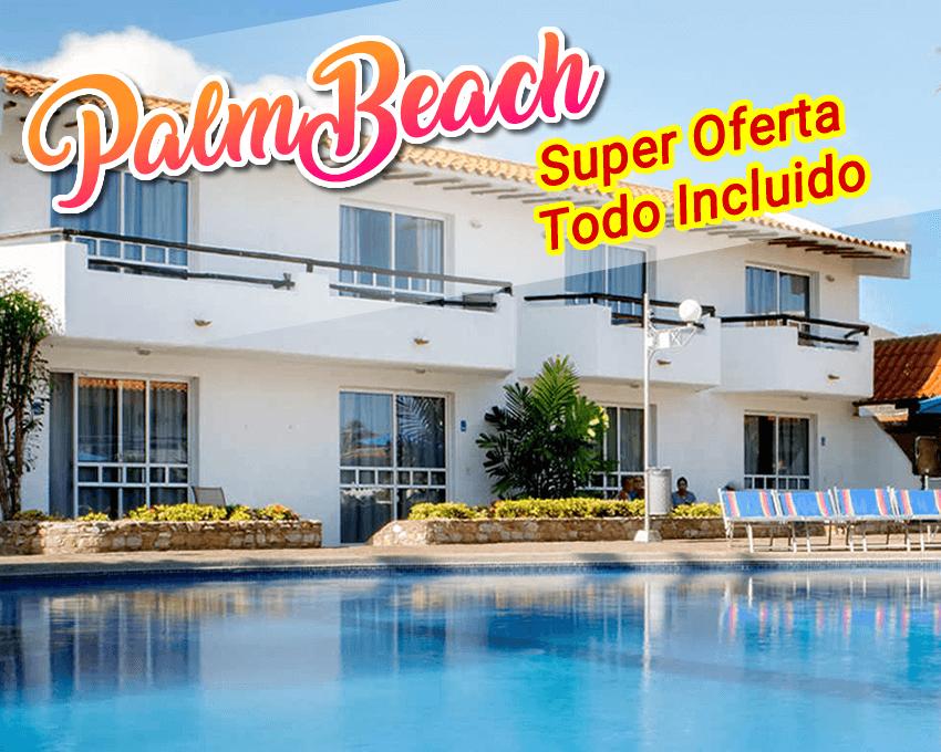 Hotel Palm Beach Playa el Agua