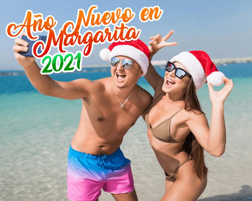 Año Nuevo 2021 en Margarita