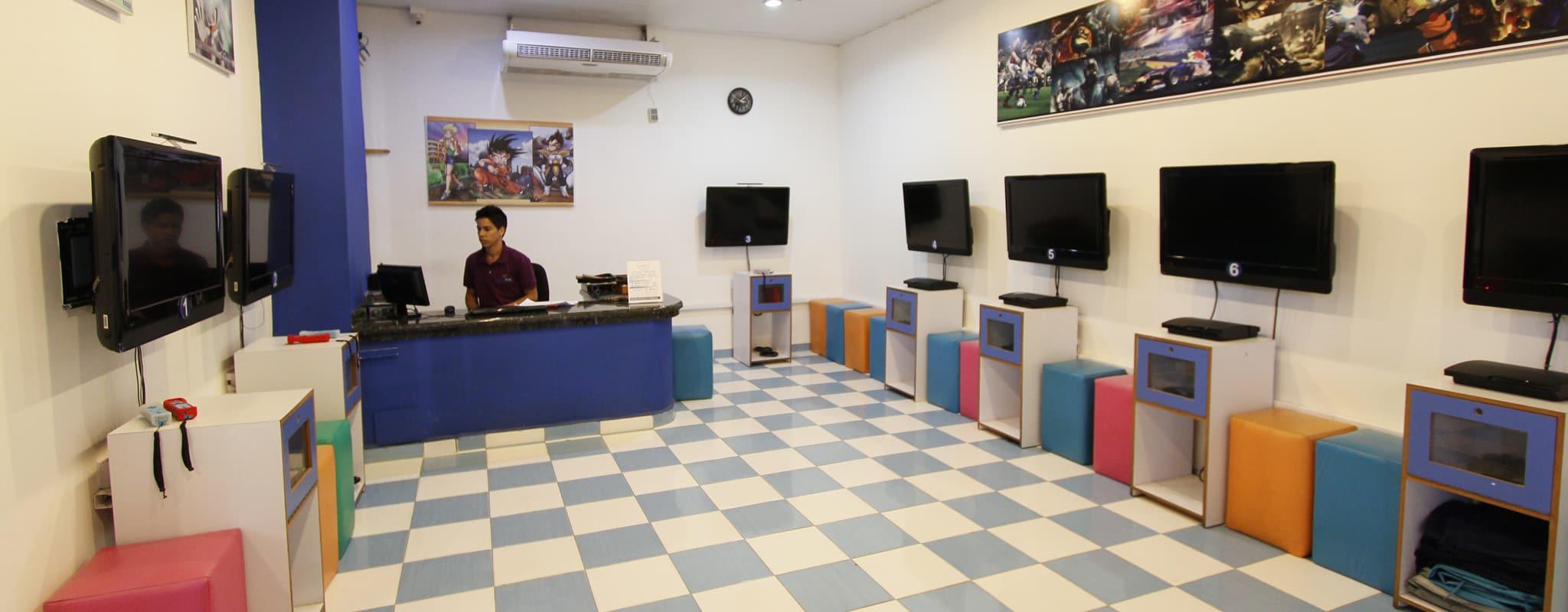 Sala de video juegos